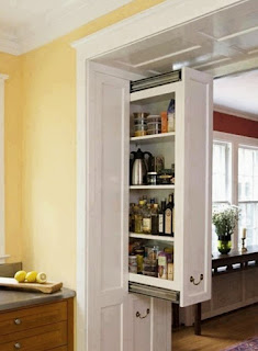 Tips On Choosing A Shelf In Accordance With The Minimalist Kitchen Design