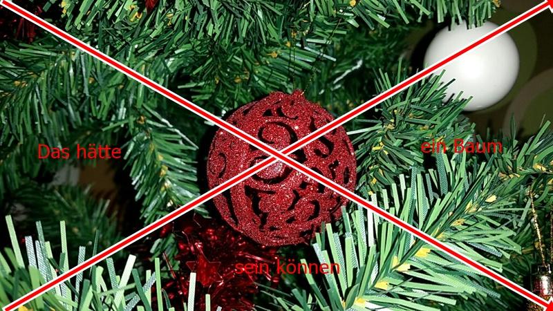 Weihnachtsbaum Natürlich.Weihnachten Ohne Weihnachtsbaum Manus Testwelt Alles Außer Langweilig