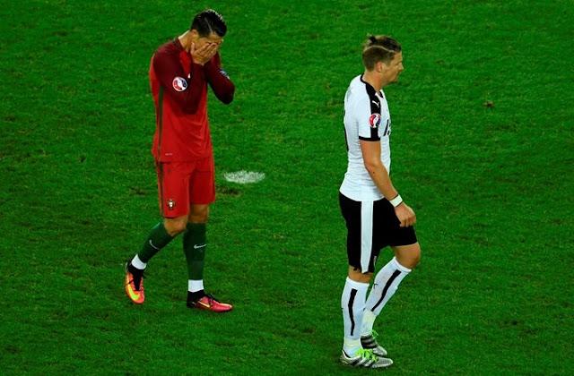 Portugal domina mais uma vez, não consegue achar os gols, e se complica em um grupo fácil