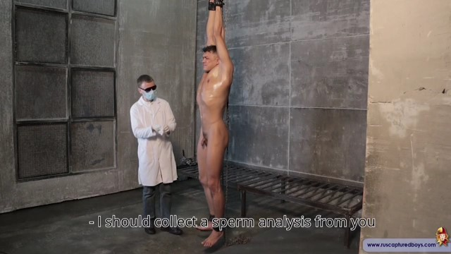 RusCapturedBoys - The Doctor and Maxim. Final Part.
