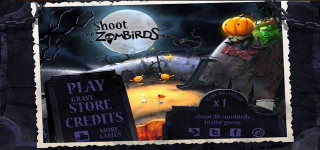 Shoot The Zombirds Mod