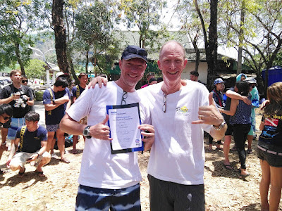 Testimonial by Tim Helmrath of the March 2018 PADI IDC on Phuket, Thailand