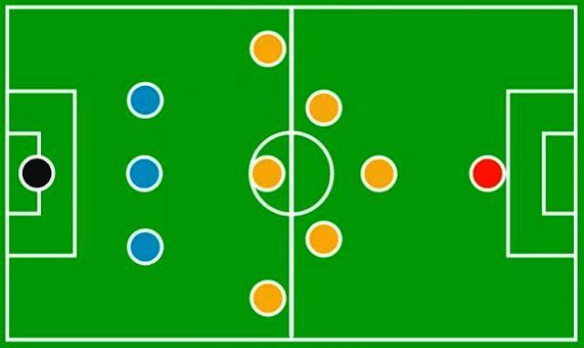 Formasi 3-6-1