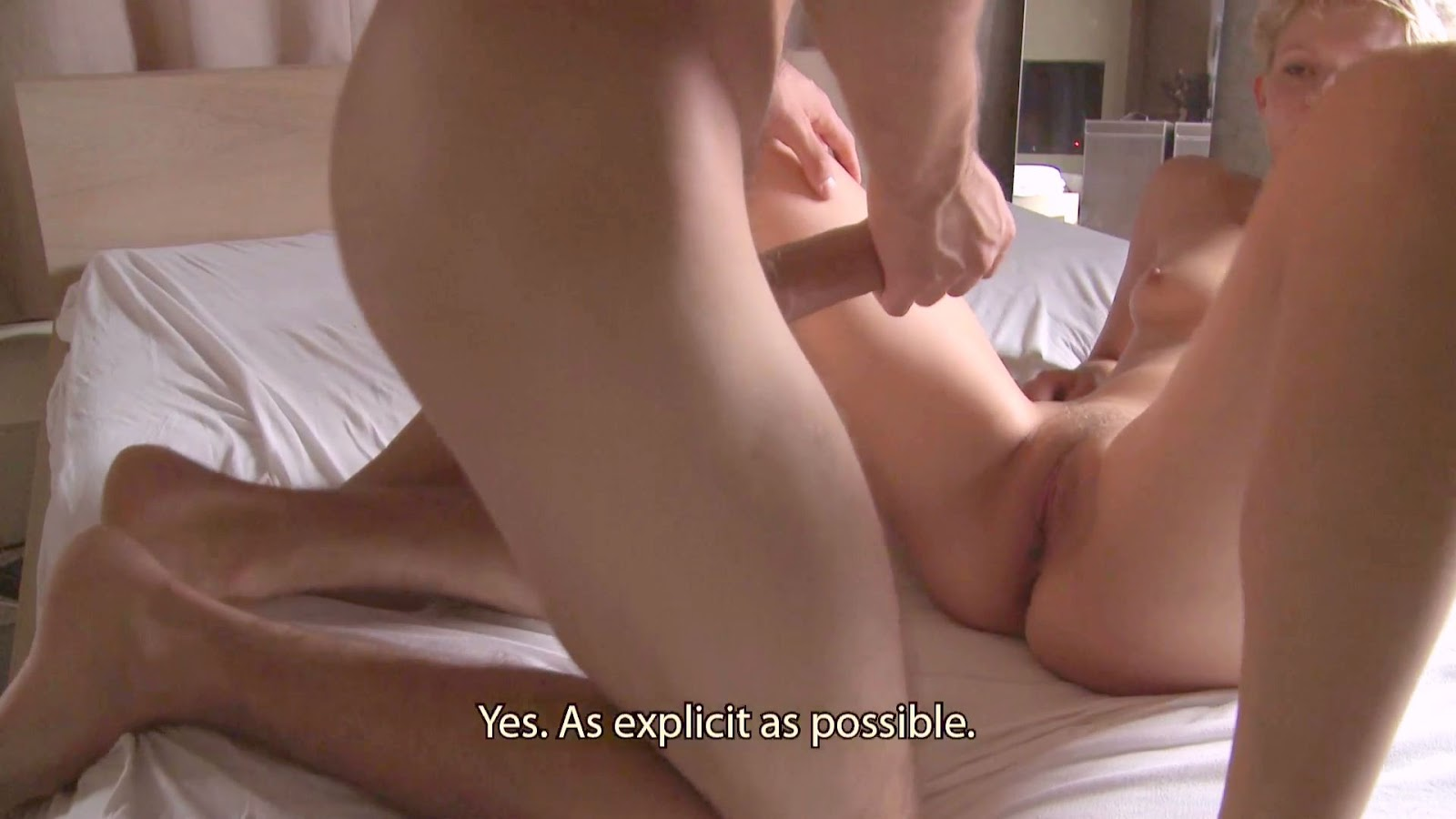 Real Sex Mainstream Nymphomaniac - Lars Von Trier Hoping -5482