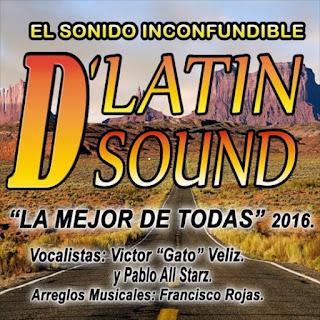 d latin sound la mejor de todas