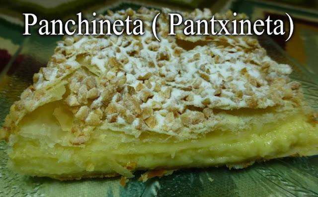 Panchineta