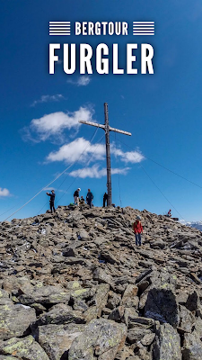 Bergtour auf den Furgler | Wanderung in Tirol | wandern im Paznaun | Tourenvorschlag + GPs-Track + 3D-Flug | Wanderblog – Outdoor Blog