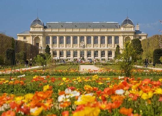 Caminhada no Jardin des Plantes em Paris