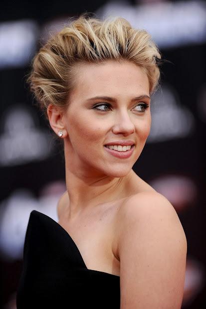 Scarlett Johansson 40 Film Actresses
