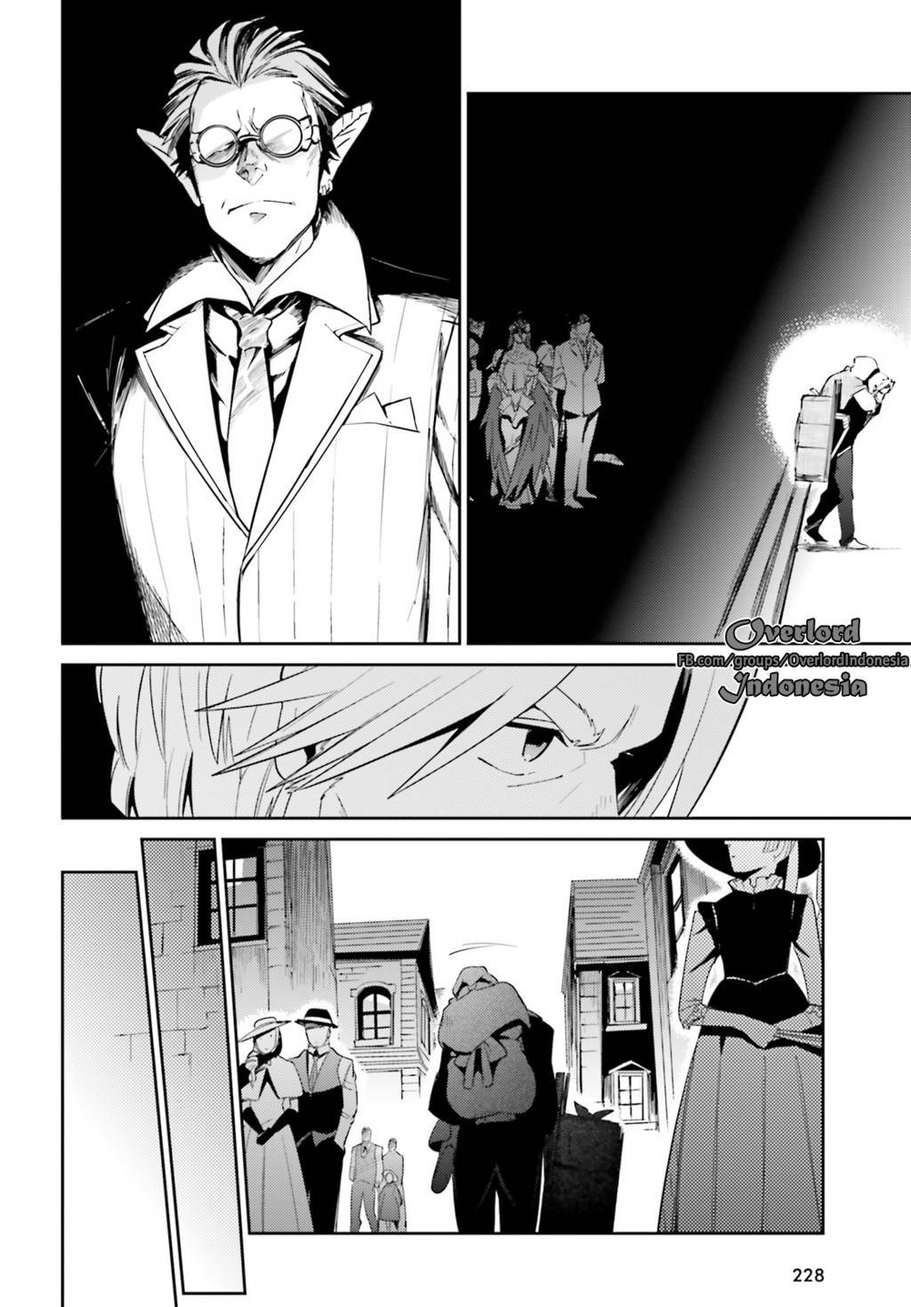 Manga Overlord chapter 31 Bahasa Indonesia