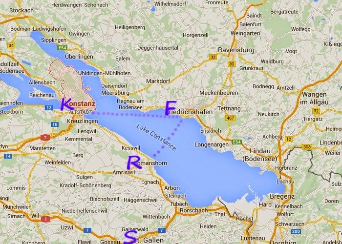 Lago Di Costanza Germania Cartina.Mercatini Di Natale Sul Lago Di Costanza L Atmosfera Natalizia Del Bodensee Girovagate Idee Di Viaggio