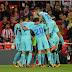 Hasil Liga Spanyol Semalam, Valverde Buat Athletic Bilbao 'Patah Hati'