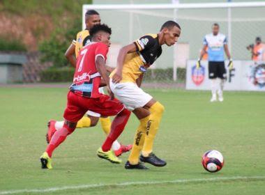 PFC-Cajazeiras e Atlético de Alagoinhas empatam sem gols no primeiro jogo da final