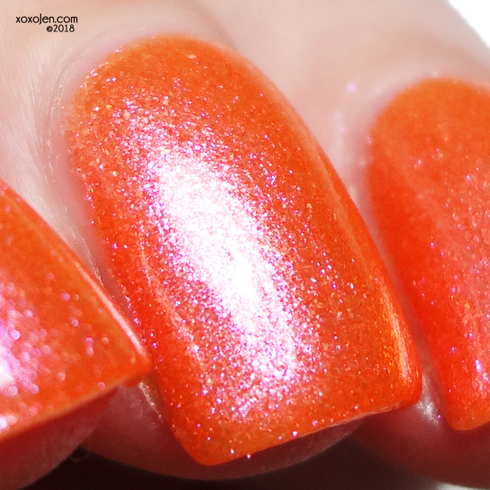 xoxoJen's swatch of Girly Bits Summer Crush