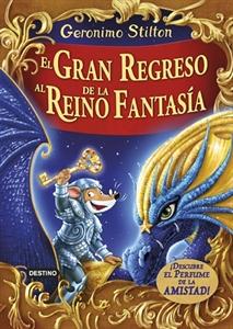 Número 8. El gran regreso al Reino de la Fantasía. Libreria Cilsa. Alicante.