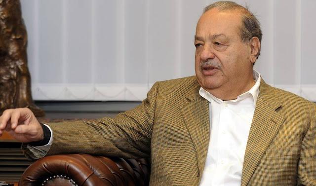 Biografi Carlos Slim Helú, Pengusaha Sukses dari Mexico