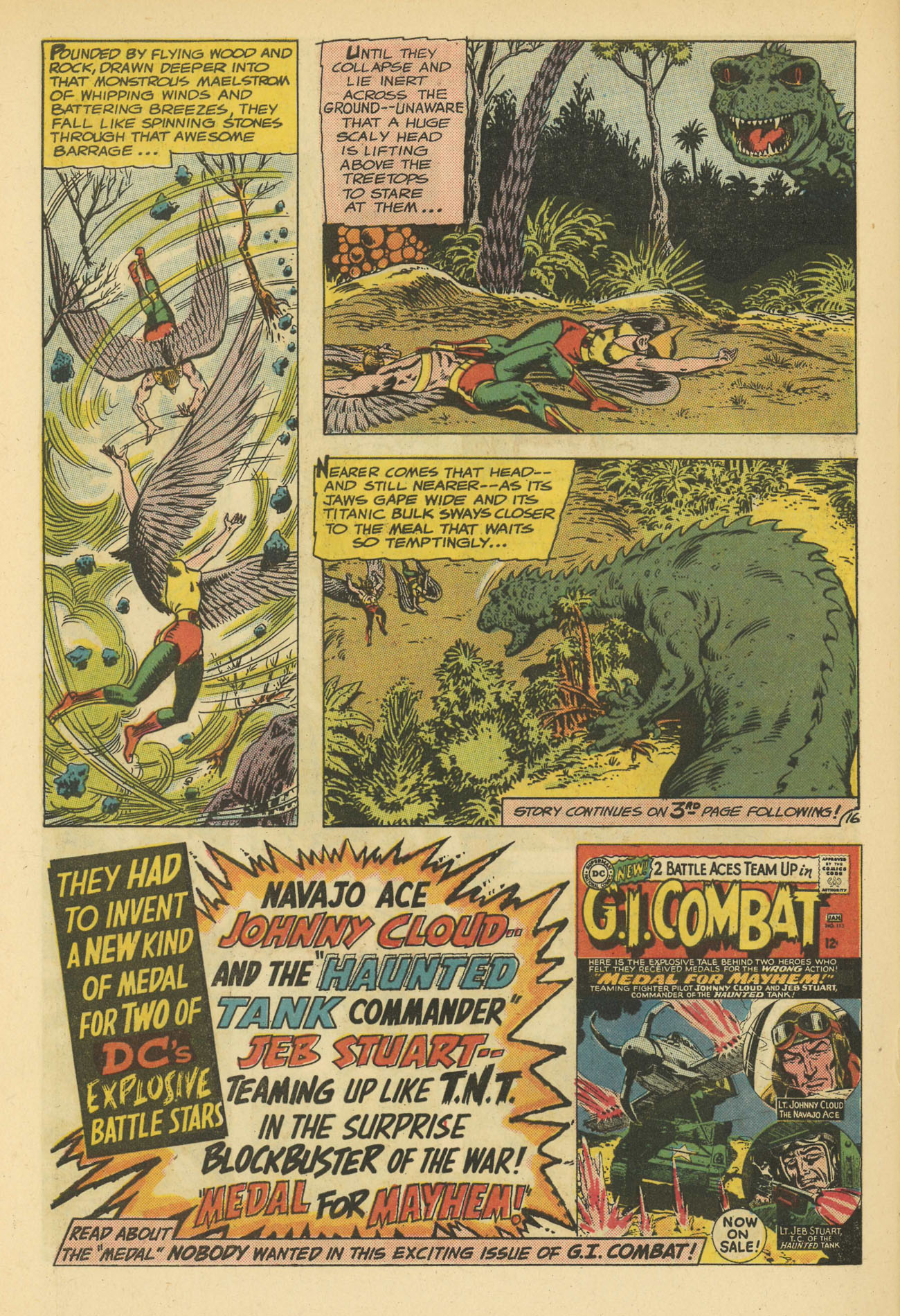 Hawkman (1964) issue 11 - Page 22