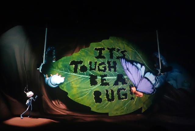 It's Tough to be a Bug no Animal Kingdom em Orlando