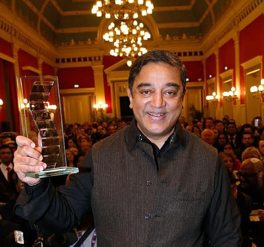 Kamal Haasan honoured with​ ​Chevalier Award