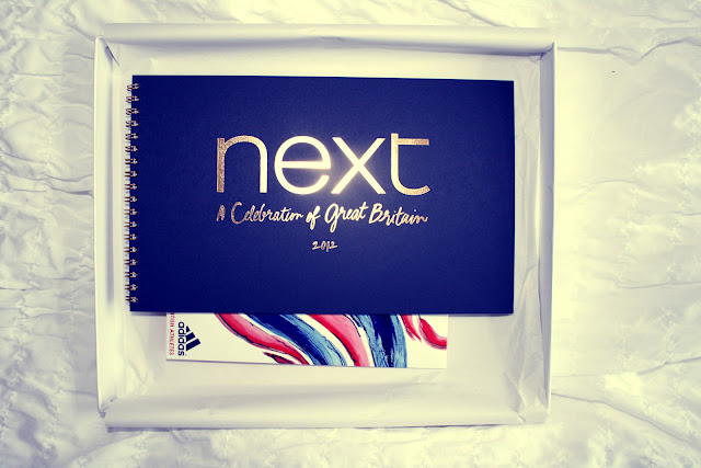 Next London Olympics Blogger package