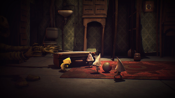 Little Nightmares Full Version