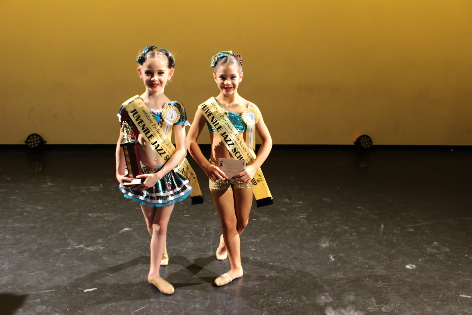 Juvenile Jazz Scholarship u/10yrs