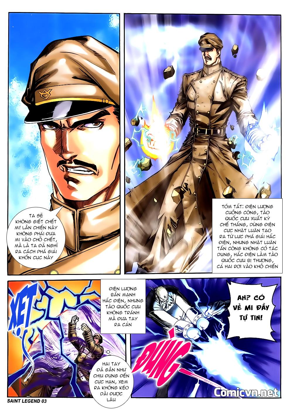 Bát Tiên Đạo chap 84 - Trang 3