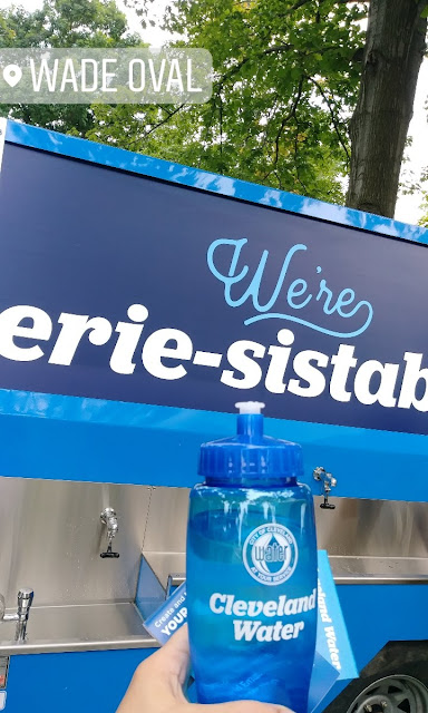 Yes, @ClevelandWater, you are Erie-sistable #LakeErieLove