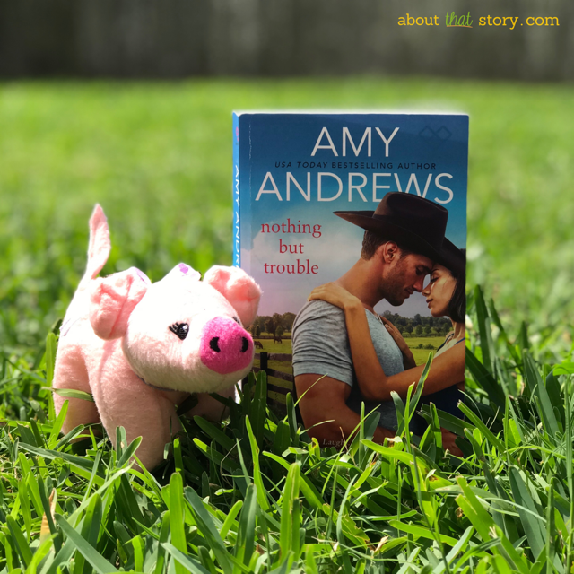 Book Review: Nothing But Trouble (Credence, Colorado #1) by Amy Andrews | About That Story