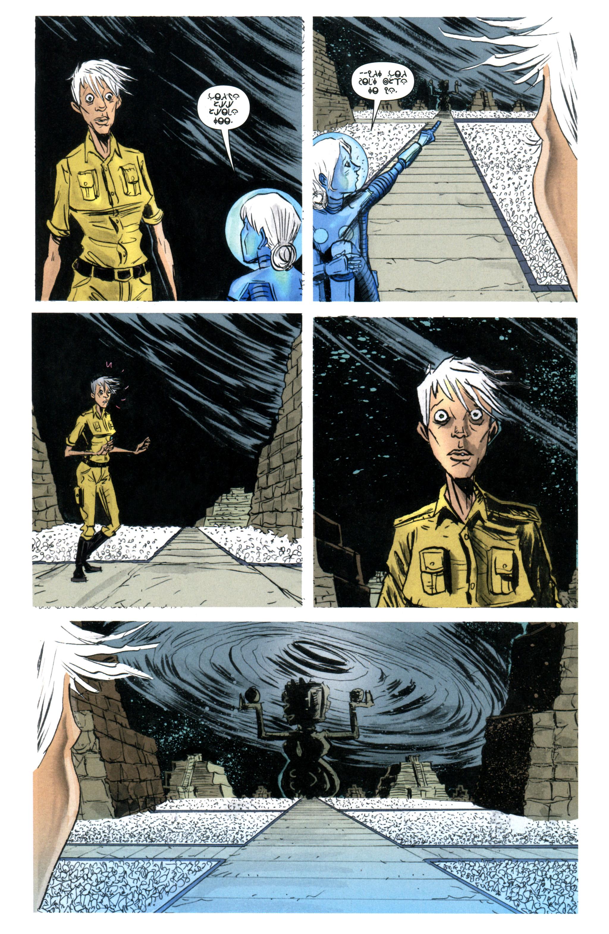 Read online Trillium comic -  Issue #7 - 16