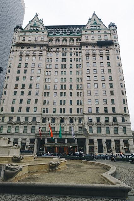 プラザ・ホテル(Plaza Hotel)
