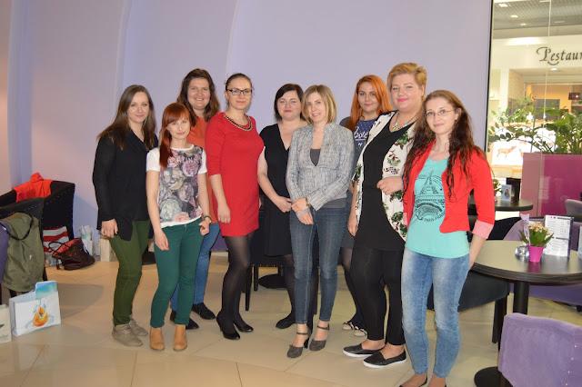 Spotkanie Blogerek w Gdyni