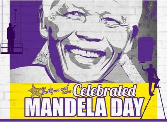 Mandela Day - Hollywoodbets