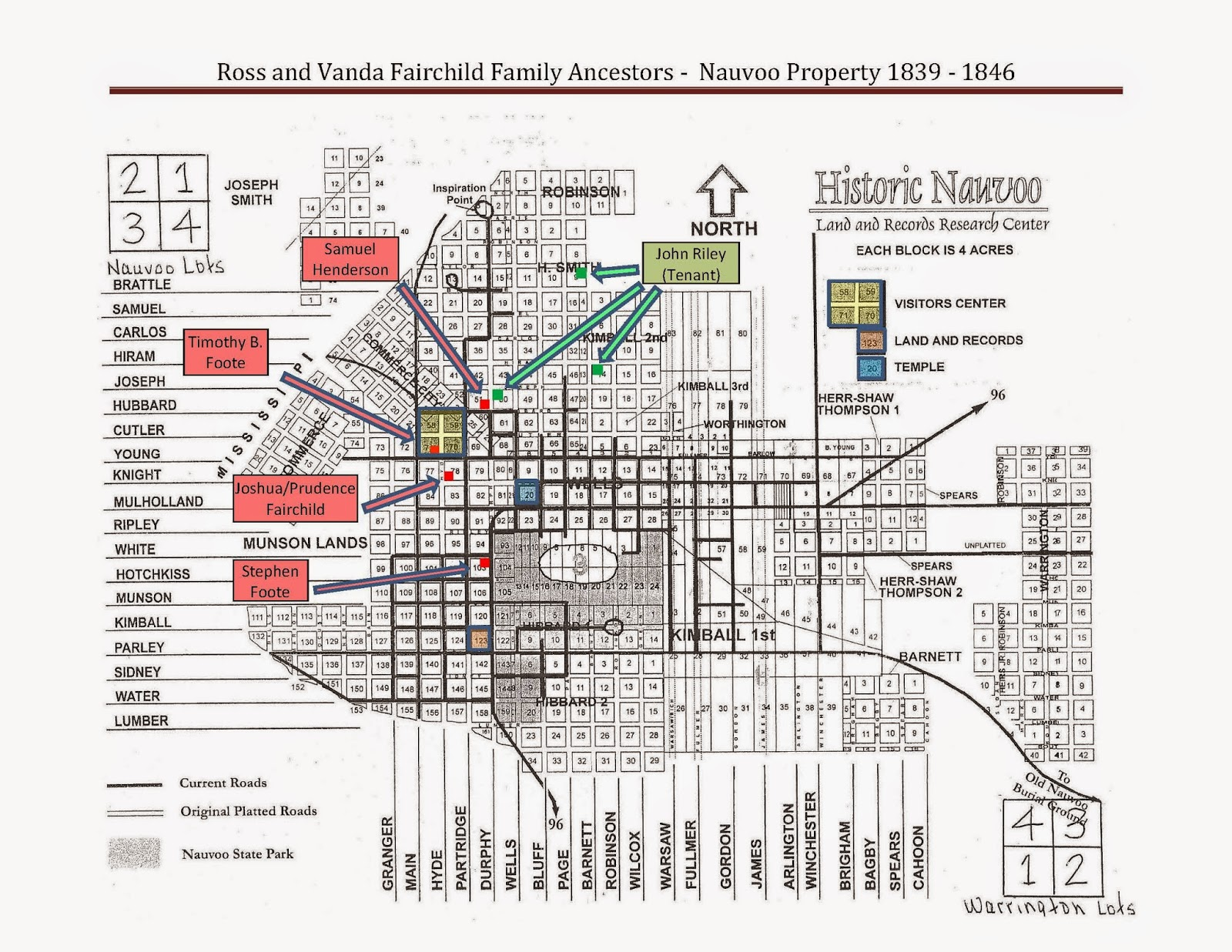 Reflections on Life in Nauvoo: Kent's Ancestors in Early Nauvoo