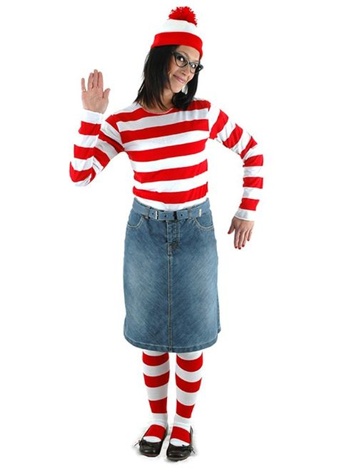 Free Funny Halloween Costumes For Women
