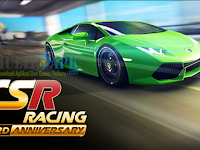 CSR Racing Terbaru Versi 3.6.0 Apk+Data Mod