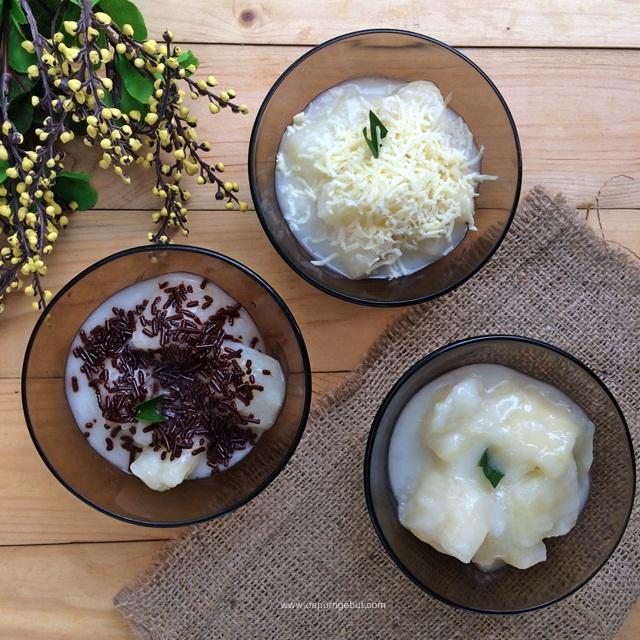 Singkong Thailand Dapur Ngebut