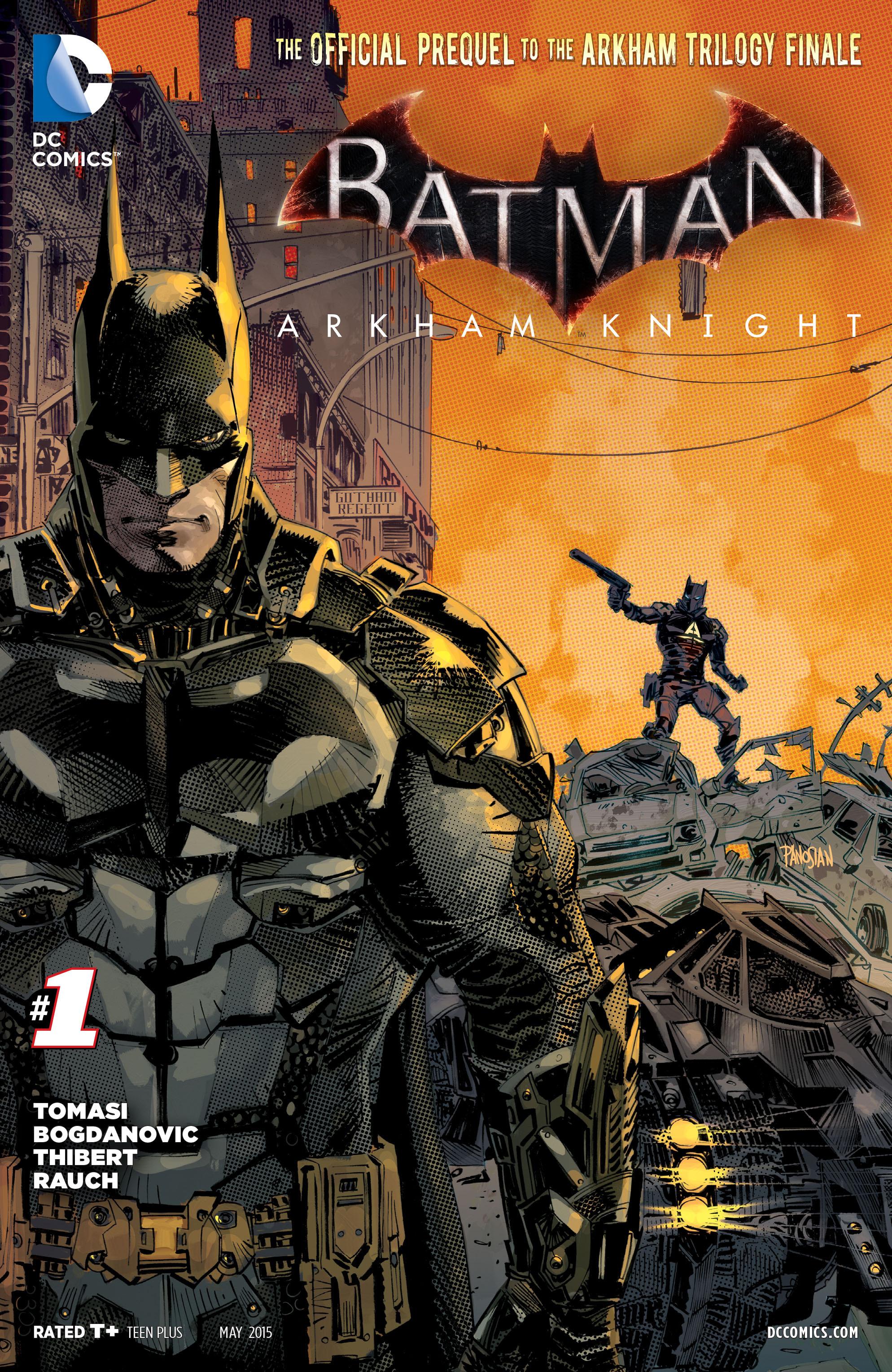 Batman: Arkham Knight [II] 1 Page 1