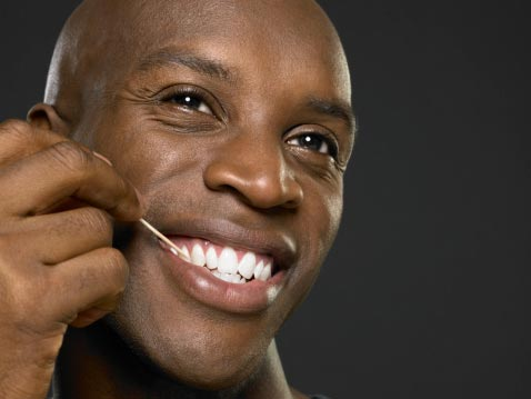 Toothpick is dangerous for your teeth - Nigerian dentist warns