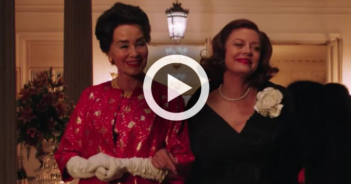 serie Feud Bette and Joan trailer español