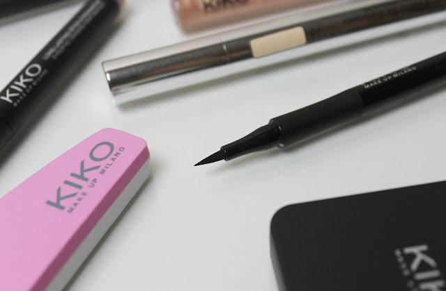 A picture of KIKO Ultimate Pen Long Wear Eyeliner