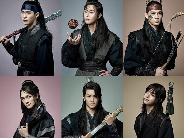Sinopsis Drama Korea Hwarang Episode 1-20 (Tamat)