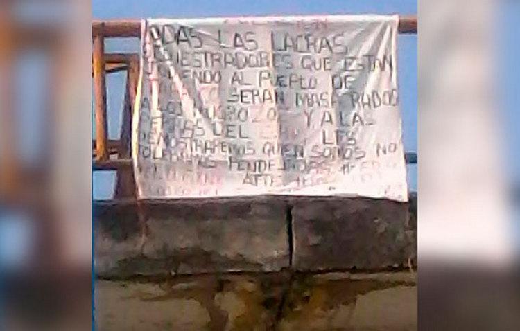 """""""A LAS PERRAS DEL CJNG LES DEMOSTRAREMOS QUIEN SOMOS NO TOLERAMOS PENDEJADAS"""", APERECE AMENAZA PARA CJNG"""
