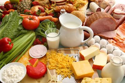 chọn thực phẩm tốt nếu nam giới muốn tăng cân hiệu quả