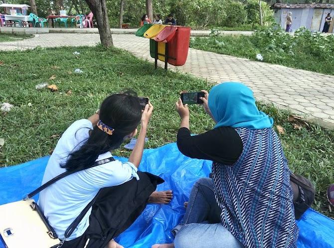 Belajar Motret Dari Handphone Bisa Hasilkan Gambar yang Keren Loh