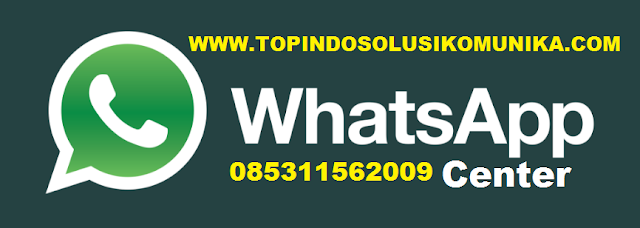 Cara Transaksi Pulsa Via WhatsApp di Topindo Solusi Komunika