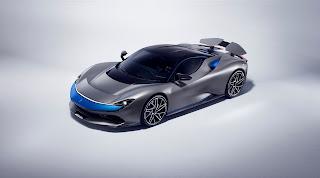 Automobili Pininfarina launches Battista in Geneva--Kindly Disseminate