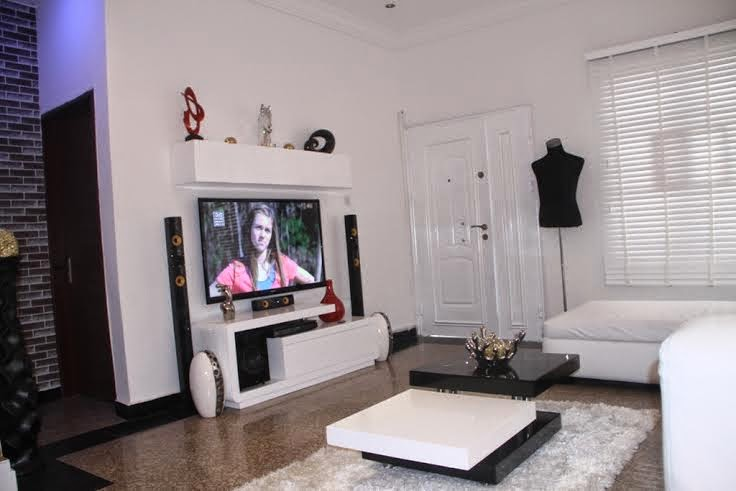 Nigerian celebrity houses pictures