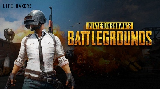 PUBG OFFICIAL LOGO