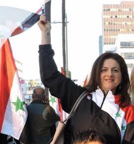 """المغتربين السوريين من بلاد المهجر """" نأمل أن تحمل هذه السنة الأمان والطمأنينة ودمشق لغة السلام والمحبة"""